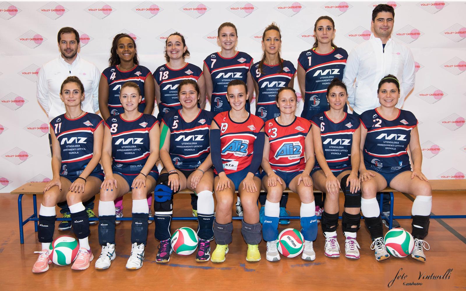 Volley Castelvetro 1Div Fipav