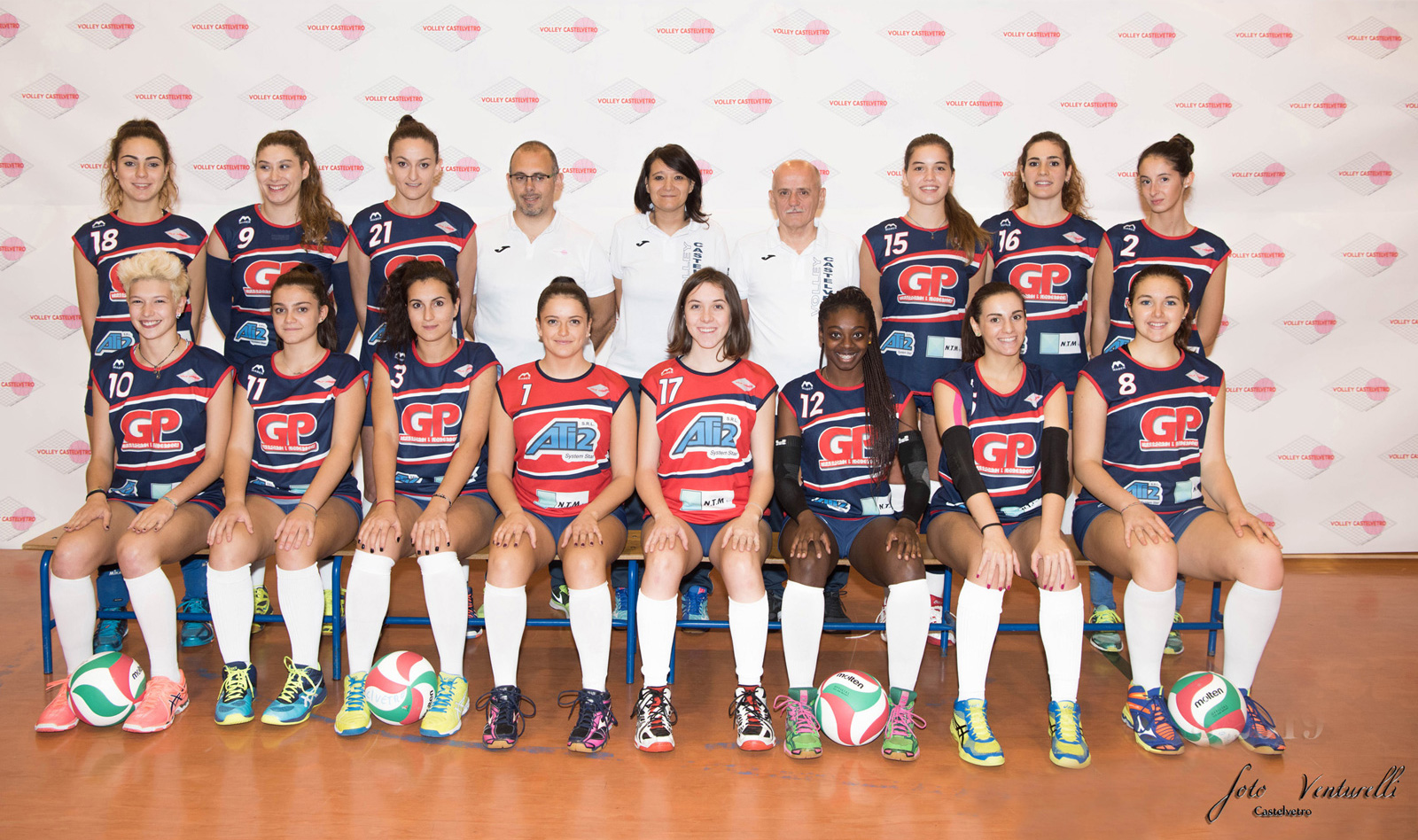 Volley Castelvetro serie D Fipav