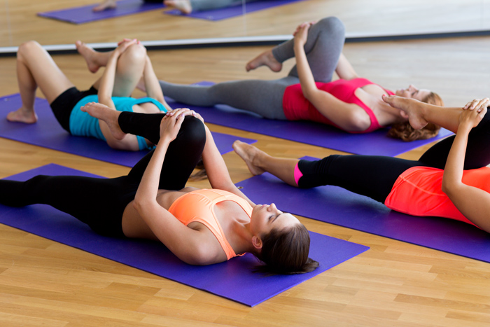 Corsi Total Body, Step e Pilates